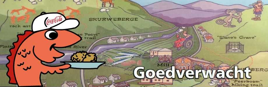 Goedverwacht Map for Snoek en Patat